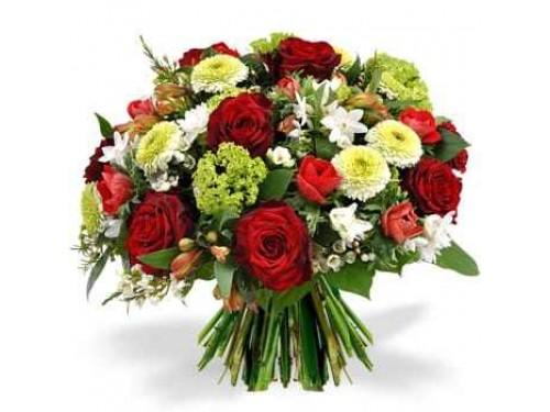 Bouquet de Flores Quente