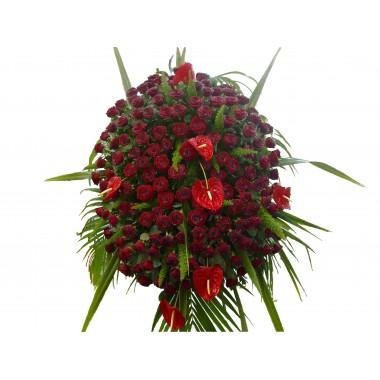 Coroa de Flores Império