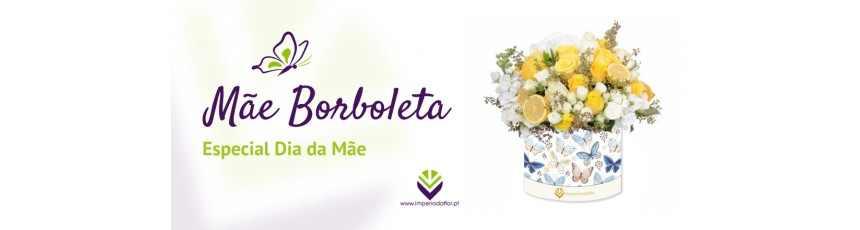 Entrega de Flores Dia da Mãe