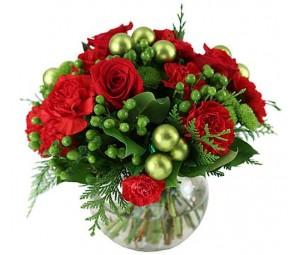 Aquário de Flores Natalícias