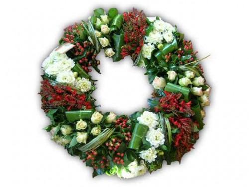 Coroa de Flores Homenagem