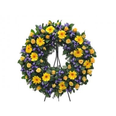 """Coroa de flores """"Lirio"""""""
