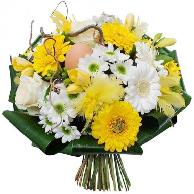 Bouquet Pascoa