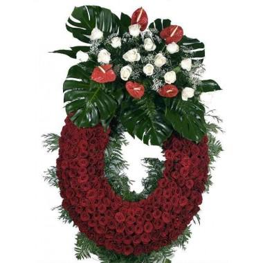 Coroa de Flores Premium