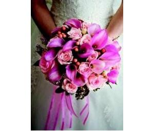 Bouquet de Jarros Cor-de-Rosa