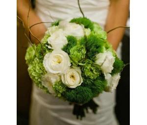 Bouquet de Noiva Verde