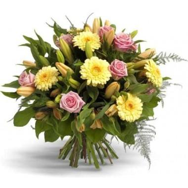 Ramos de Flores Coroa Imperial